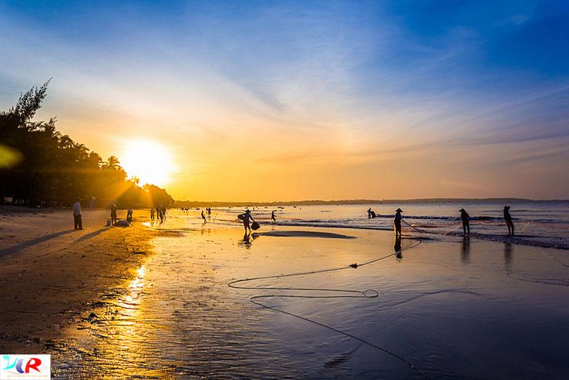 Experience to travel to Muine, Vietnam