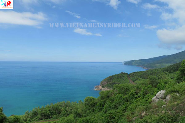 The Hai Van Mountain Pass- One of the spectaculary coastal roads in the world