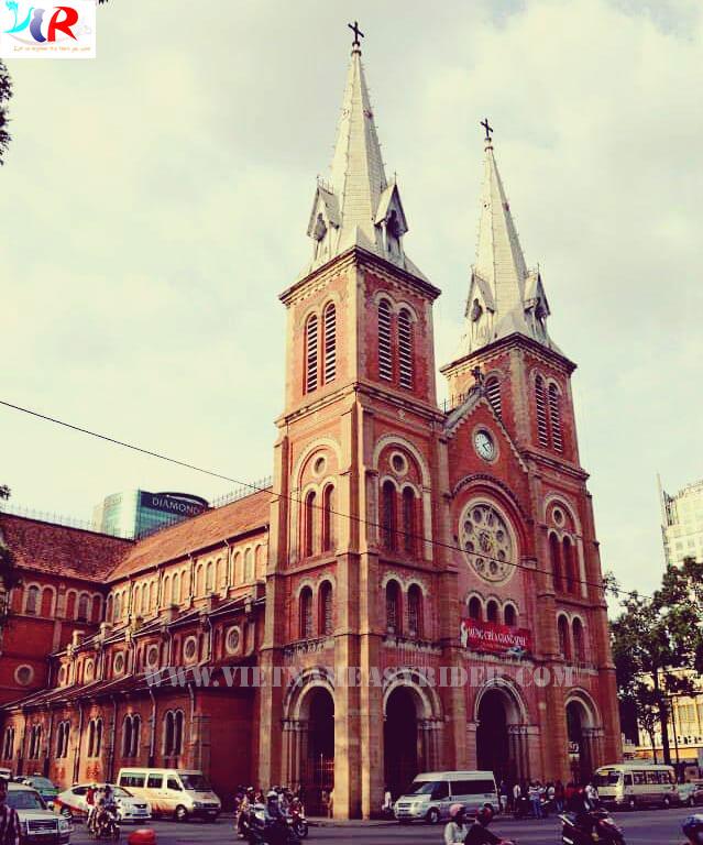 Ho Chi Minh city (Saigon) in Vietnam