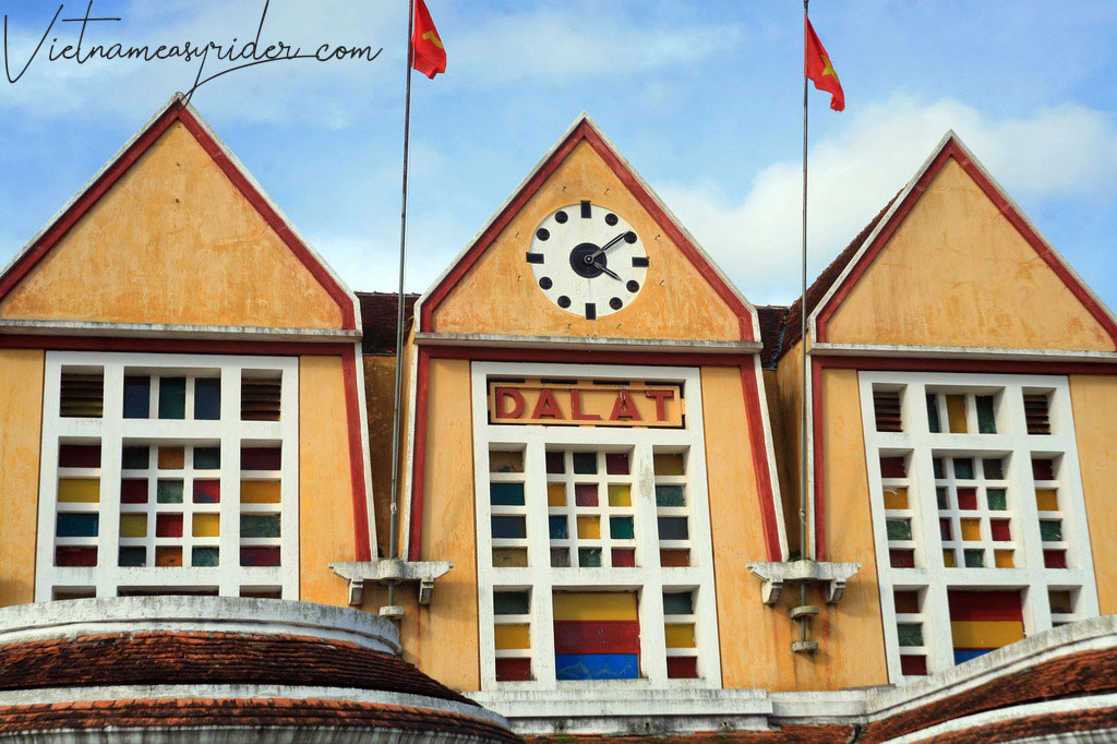 DALAT RAILWAY STATION - ATTRACTIONS IN DALAT