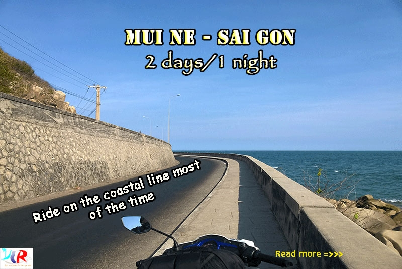 Mui Ne Easy Riders Tour to Sai Gon in 2 Days