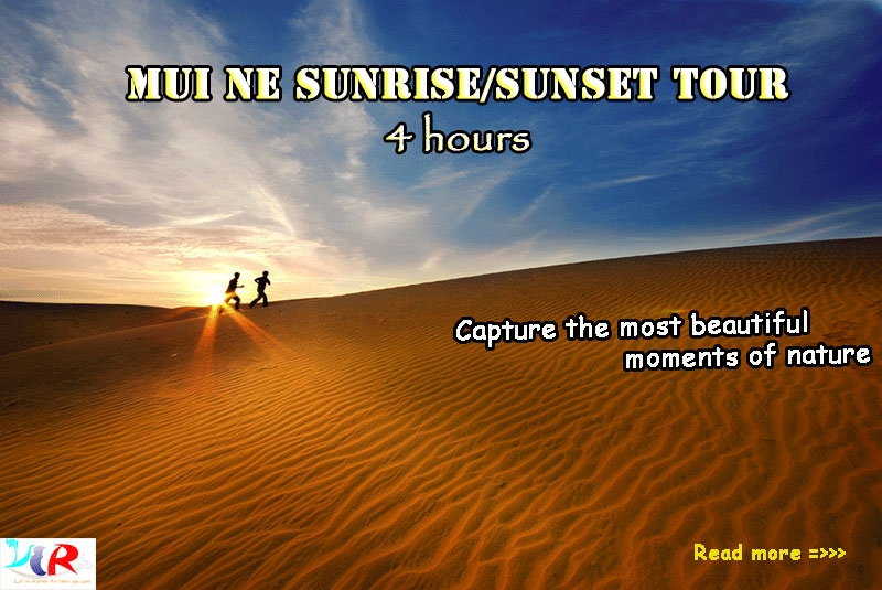 Muine Daily Tour- Sunset/sunrise Tour