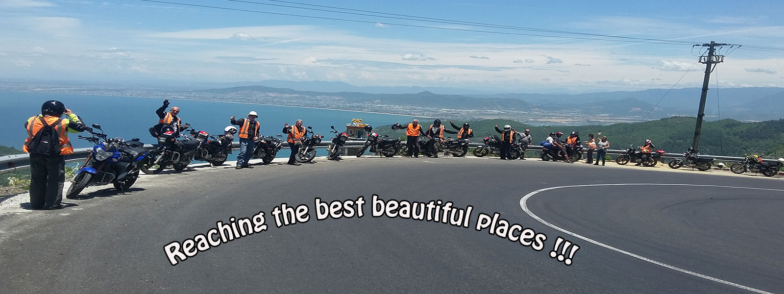 Reaching the best beautiful places in Vietnam