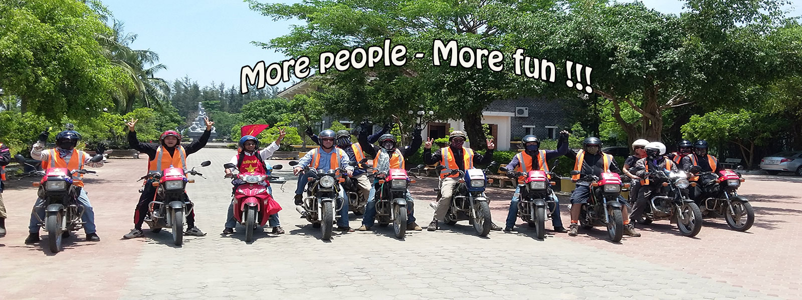 Tours for Motorbike clubs